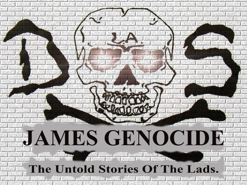 JamesGenocide.com